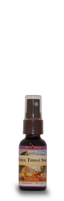 Herbal Throat Spray (1 oz.)