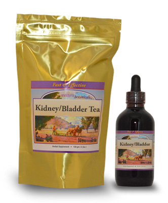 Kidney/Bladder Formula/Tea Combo