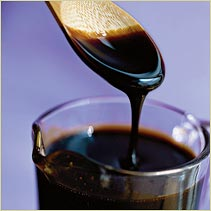 Blackstrap molasses provides assimilated carbohydrates, increases energy, and replenishes iron for menstruating women.  Buy unsulphured organic sugar cane.