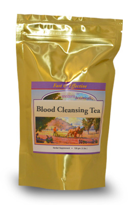 Blood Cleansing Tea